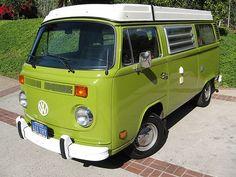 1976 VW Westfalia Bus by Left Coast Classics & Exotics, via Flickr