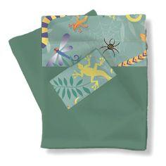 Little Lizards Sheets / Pillowcase Set