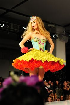Rainbow Bright! Betsey Johnson Show!