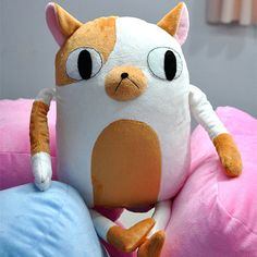 Adventure Time Cake Plush Doll by procosplay, $44.00