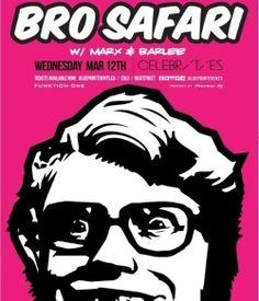 Blueprint Events presents BRO SAFARI Electronic Music, Bro, Safari, Presents, Gifts, Favors, Gift