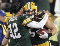 Matthews (my hero) and Rodgers