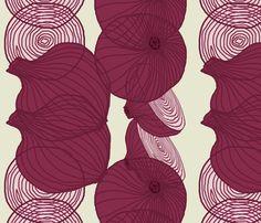 red_onion_stripe fabric by lfntextiles on Spoonflower - custom fabric