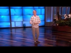 Ellen Remembers Her 'Cubicle Monologue'