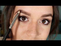 Tutorial de Ceja: Según tu tipo de rostro / Tips y tutorial con productos económicos - YouTube