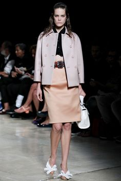 Miu Miu printemps-été 2015 #mode #fashion #paris