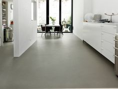 Vinyl Vloer Outlet : Betonlook vloer wonen betonlook vloer pinterest living rooms