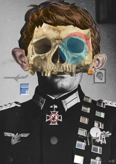 War Collage 2  by Marko Köppe