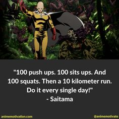 Anime Fans For Anime Fans   life   One punch man, One ...