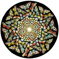 M.C. Escher: Butterflies