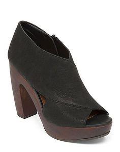 17ea2dd1e5f5 Cerah Open Toe Heel. High Hill ShoesJust StyleLow HeelsWedge ...