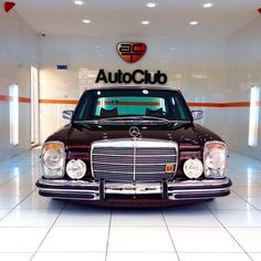 """1,245 Me gusta, 16 comentarios - Mercedes Benz Merter (classic) (@mbmerter) en Instagram: """"#mercedes #benz #classic #old #german #car #stanceworks #w108 #w114 #w115 #w116 #w123 #w124 #w126…"""""""