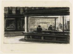 Edward Hopper's Details