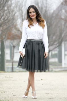 Mejores Tul Tul Dress Imágenes 197 Faldas Skirt Formal De Txd7v6vwq