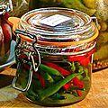Fermenter des piments pour en avoir à disposition tout l'hiver
