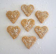 Coconut Hearts www.doggythingz.com