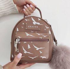 Girly Backpacks, Cute Mini Backpacks, Stylish Backpacks, Luxury Purses, Luxury Bags, Kawaii Bags, Trendy Purses, Girls Bags, Casual Bags
