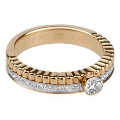 Boucheron Quatre Follies Solitaire Diamond Ring