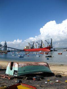 Terminal marítimo de cereais (Trafaria)