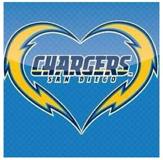 San Diego Chargers!