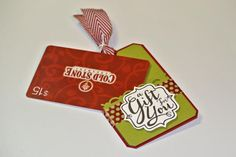 Washi Gift Card Holder by TooManyCats - Cards and Paper Crafts at Splitcoaststampers