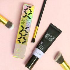 Perfect for yellow-toned skin Yellow Skin Tone, Blemish Balm, Veil, The Balm, Korean, Cosmetics, Purple, Makeup, Beauty