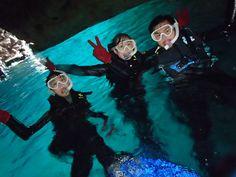 寒い海でも笑顔がいっぱい!! - http://www.natural-blue.net/blog/info_10728.html