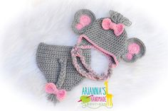 A personal favorite from my Etsy shop https://www.etsy.com/listing/499969124/photo-props-elephant-outfit-newborn