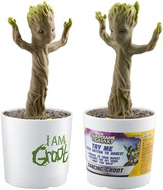 The Best Baby Groot Merch You Can Buy  Though Guardians of the Galaxy Vol. 2 won't open in U.S. theaters until this weekend everyone already knows that the adorable Baby Groot is going to steal every scene he's in. Let us help you bring Marvel's cutest living tree child into your home.  Note: The prices and deals compiled below are accurate at the time we published this story but all are subject to change.  THE ORIGINAL DANCING GROOT  Continue reading…