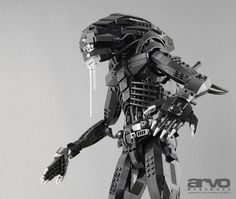 LEGO Xenomorph From ALIEN