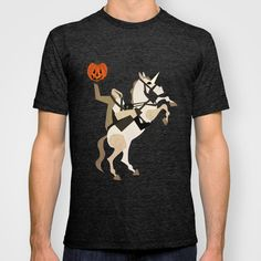 Headless Unicornman T-shirt