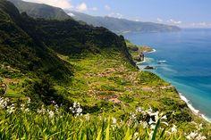 Fly Me Away |  #Madeira, uma maravilha do outro lado do #Atlântico! #ilha #CNTraveller