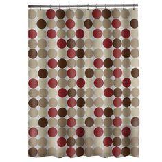Dora Dot peva shower curtain