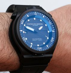 Porsche Design P�6780 Diver Watch Review