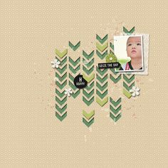 A layout by Huyentrang43, made with Seize the Day by Sabrina's Creations