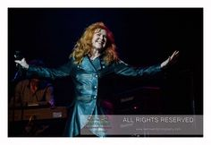 Carol Decker - T'Pau Live at the Rhyl Pavilion, read the exclusive review with exclusive photographs on Blazing Minds