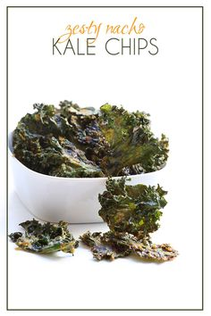 These low carb kale chips are paleo and vegan. Not to mention just about the tangiest, tastiest, healthiest snack around! @DreamAboutFood