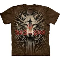 Wolf Roots T-Shirt - MT-10-3390 from Dark Knight Armoury