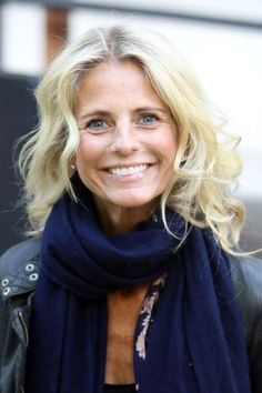 Ulrika Jonsson - Ex-presenter of Gladiators.