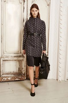 Mulberry Ready To Wear Fall Winter 2015 London