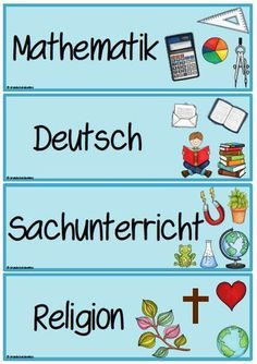 Tafelkärtchen – Grundschul-Ideenbox You are in the right place about Education Level quotes Here we Ministry Of Education, Primary Education, Kids Education, Primary School, Physical Education, Elementary Schools, Special Education, Educational Toys For Kids, Educational Activities