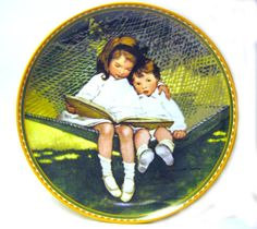 Story Time - TeamVintageUSA by Whimsy on Etsy