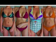 47494bd59f518 11 Best Zaful Bikini Haul Videos images