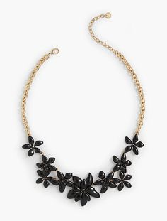 Pretty Posy Necklace | Talbots