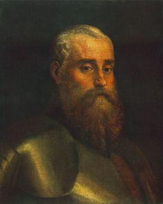 Portrait of Agostino Barbarigo by VERONESE, Paolo #art