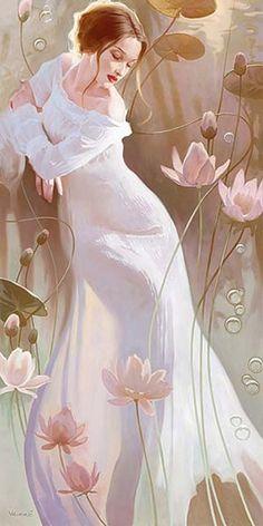Paintings bySvetlana Valueva