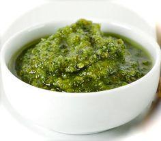 la bella vita: Fresh Basil Pesto