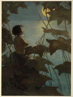 Джесси Уилкокс Смит/Jessie Willcox Smith (1863-1935),