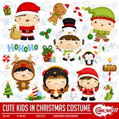 50% DE DESCUENTO Niños lindos de Navidad imágenes