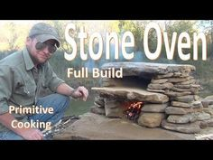 Stone Oven -How to Build / Use Primitive Cooking Technology-: 8 Steps (with Pictures)